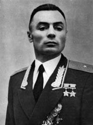 Генерал-майор Петров. 1969 г.