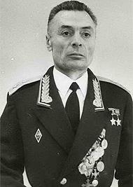Генерал-лейтенант Петров. 1977 г.