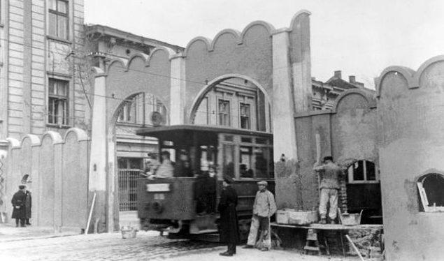 Краковское гетто. 1941 г.