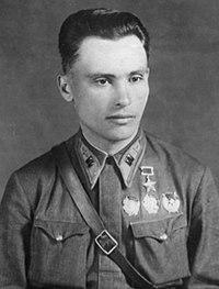 Дважды Герой Советского Союза Фёдоров Евгений Петрович (15.12.1911-15.07.1993)