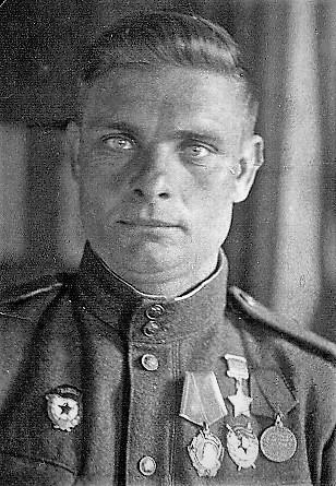 Дважды Герой Советского Союза Горюшкин Николай Иванович (01.12.1915-12.11.1945)