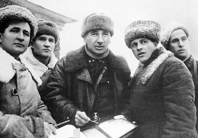 Генерал-майор Плиев. 1941 г.