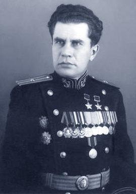 Капитан 3-го ранга Леонов. 1951 г.