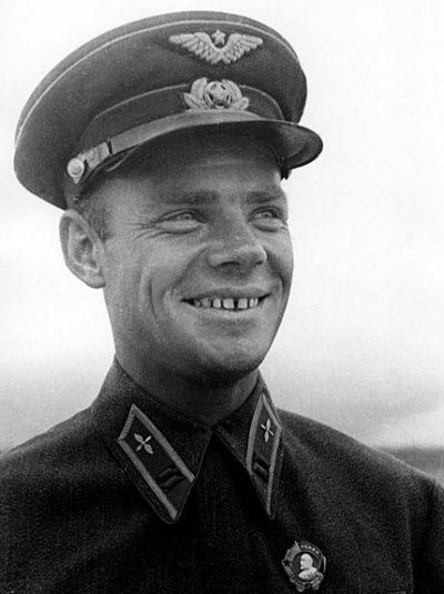 Дважды Герой Советского Союза Грицевец Сергей Иванович (06.07.1909-16.09.1939)