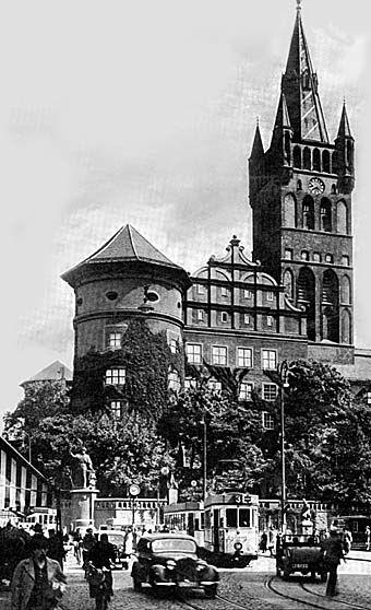 Кенигсберг. 1942 г.