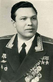 Дважды Герой Советского Союза Шилин Афанасий Петрович (01.09.1924-22.05.1982)
