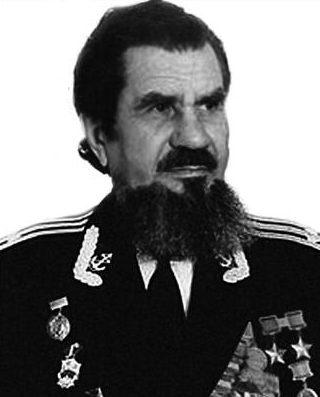 Капитан-2-го ранга Леонов. 1975 г.