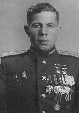 Дважды Герой Советского Союза Шурухин Павел Иванович (05.11.1912-03.11.1956)