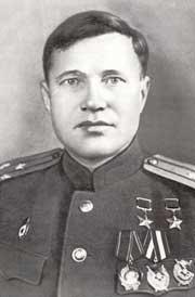 Дважды Герой Советского Союза Шутов Степан Фёдорович (17.01.1902-17.04.1963)