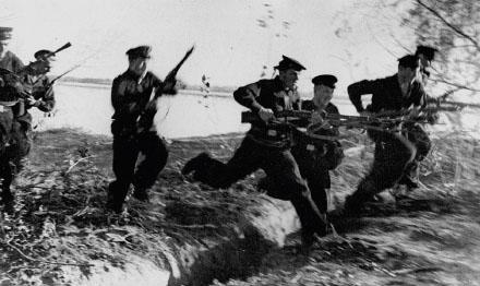 Евпаторийский Десант. Январь 1942 г.