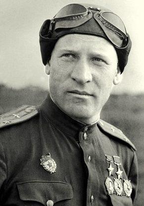 Дважды Герой Советского Союза Зайцев Василий Александрович (28.12.1910-19.05.1961)