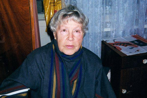 Ольга Лисикова. 2000 г.