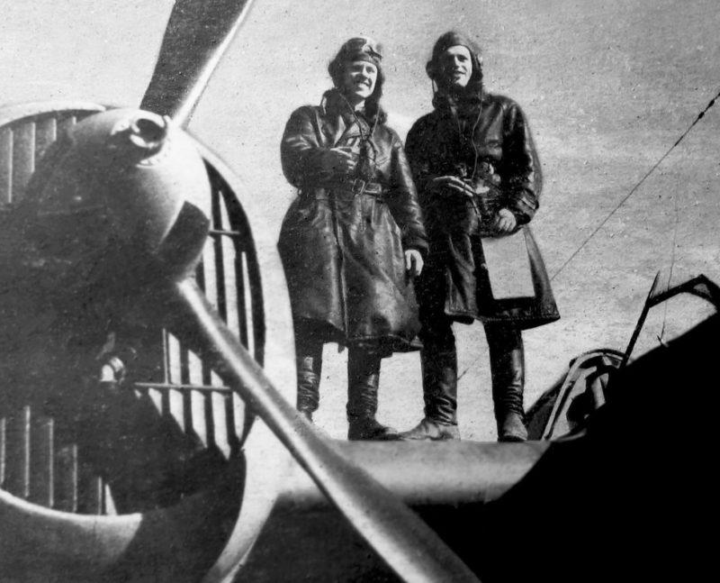 Плотников. 1941 г.
