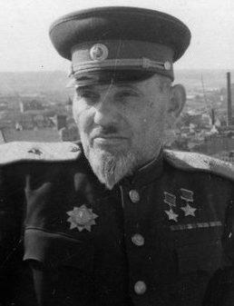 Дважды Герой Советского Союза Ковпак Сидор Артемьевич (26.05.1887-11.12.1967)