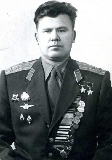 Полковник Плотников. 1965 г.