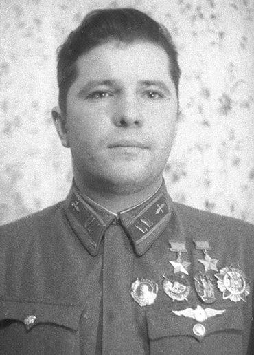 Дважды Герой Советского Союза Кравченко Григорий Пантелеевич (29.09.1912- 23.02.1943)