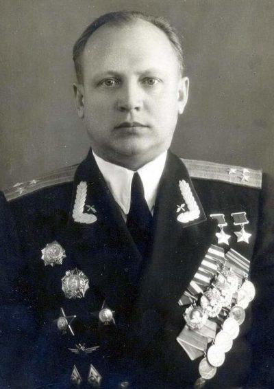 Дважды Герой Советского Союза Кунгурцев Евгений Максимович (03.10.1921-11.05.2000)