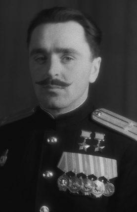 Дважды Герой Советского Союза Мазуренко Алексей Ефимович (07.06.1917-11.03.2004)
