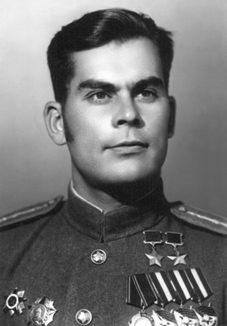 Дважды Герой Советского Союза Михайличенко Иван Харлампович (02.09.1920-02.06.1982)