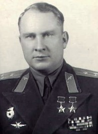 Полковник Луганский. 1960 г.