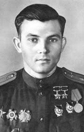 Дважды Герой Советского Союза Мыльников Григорий Михайлович (25.05.1919-26.09.1979)