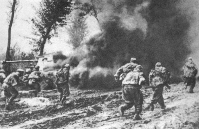Штурм Полтавы. 23 сентября 1943 г.