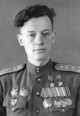 Дважды Герой Советского Союза Павлов Иван Фомич (25.07.1922-12.10.1950)