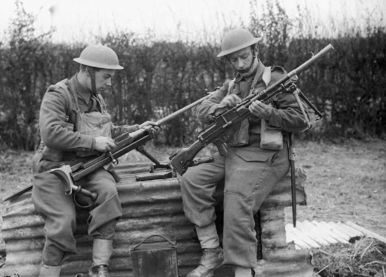 Бойцы 1-го пограничного полка у Румеги. 29 февраля 1940 г.