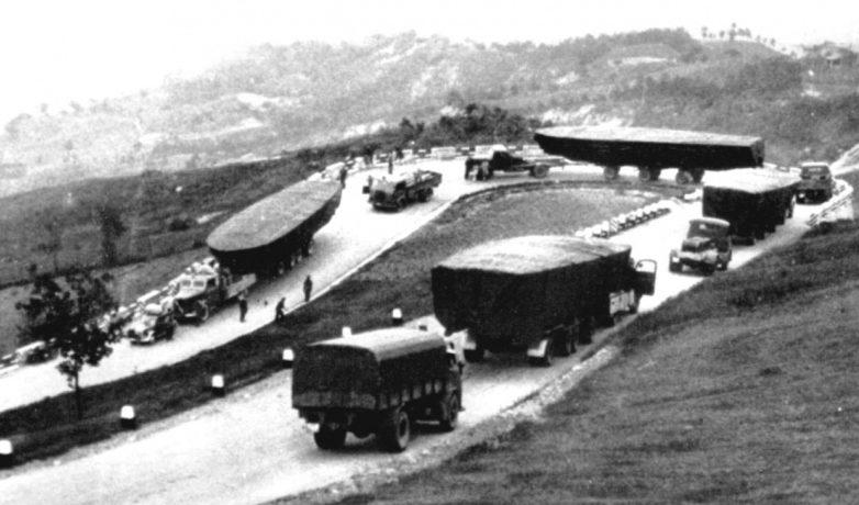 Итальянские катера MAS на пути в Ялту. Май 1942 г.