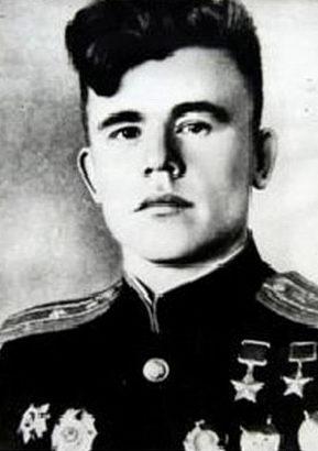 Дважды Герой Советского Союза Плотников Павел Артемьевич (04.03.1920-14.12.2000)