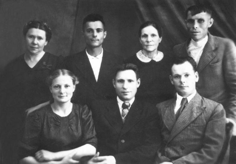 Полтавские подпольщики. Сентябрь 1943 г.