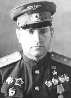 Дважды Герой Советского Союза Полбин Иван Семёнович (14.01.1905-11.02.1945)