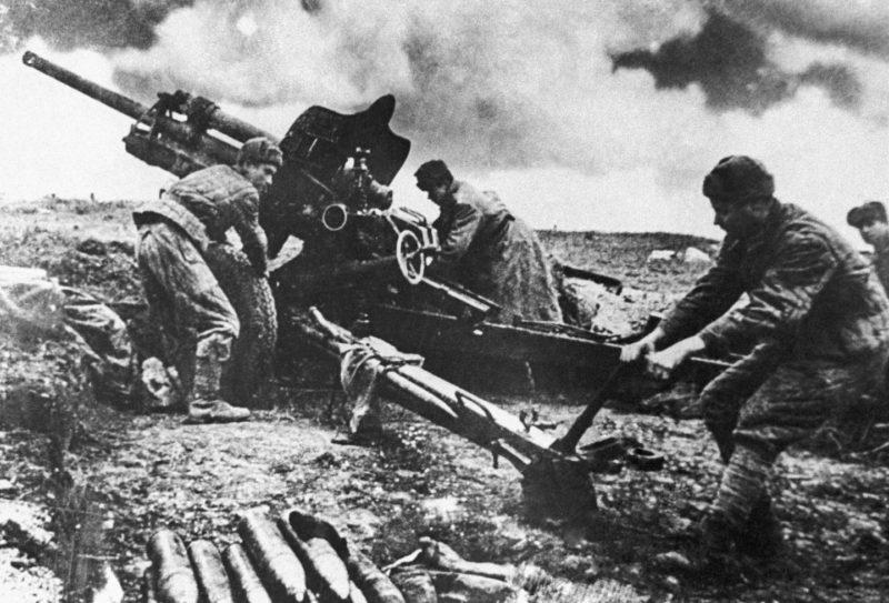 Бой за Керчь. Май 1942 г.