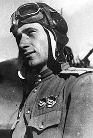 Дважды Герой Советского Союза Прохоров Алексей Николаевич (19.01.1923-27.05.2002)