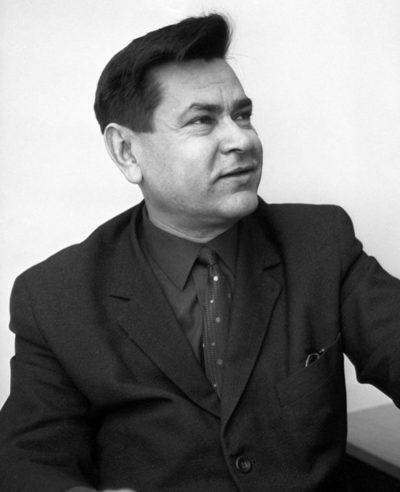 Маресьев. 1952 г.