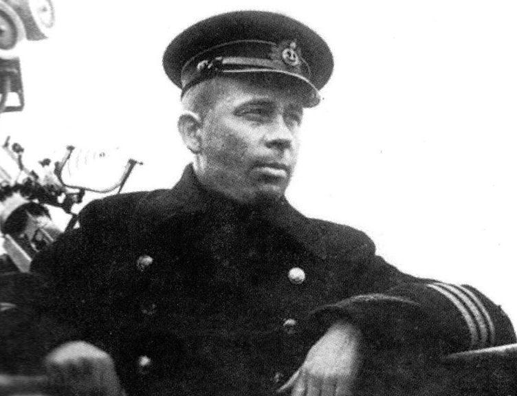 Маринеско. 1943 г.