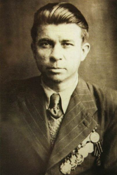 Маринеско. 1950 г.
