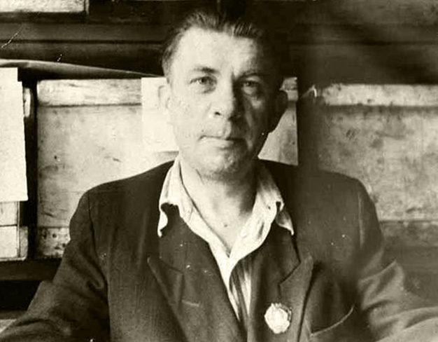 Маринеско. 1955 г.