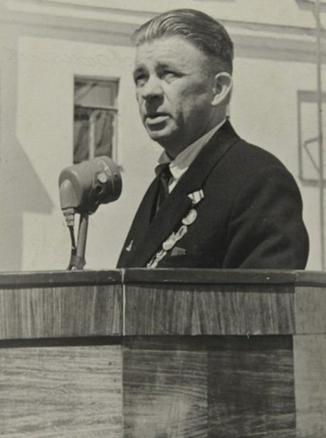 Маринеско. 1963 г.