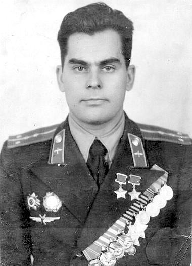 Михайличенко. 1950 г.