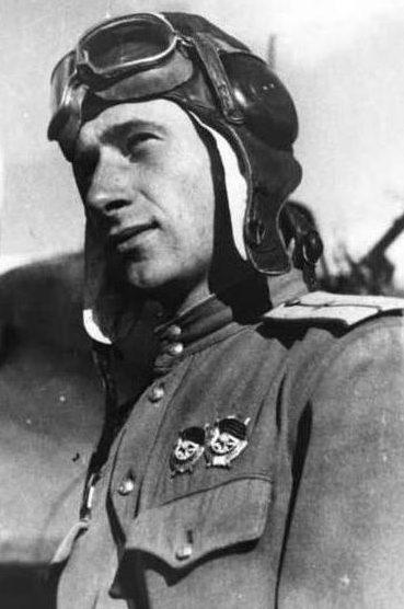 Лейтенант Прохоров. 1943 г.
