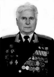 Дважды Герой Советского Союза генерал-майор Прохоров. 1998 г.