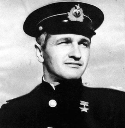 Герой Советского Союза капитан Раков. 1940 г.