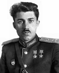 Полковник Молодчий. 1949 г.