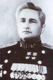 Полковник Раков. 1952 г.