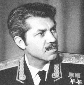Генерал-лейтенант авиации. Молодчий. 1962 г.