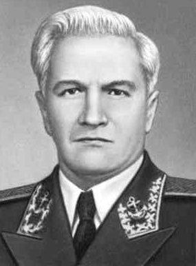 Генерал-майор авиации Раков. 1958 г.