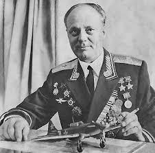 Генерал Недбайло. 1983 г.