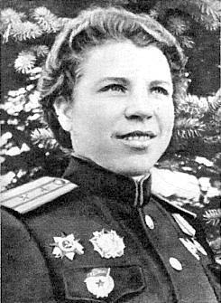 Евдокия Никулина. 1943 г.
