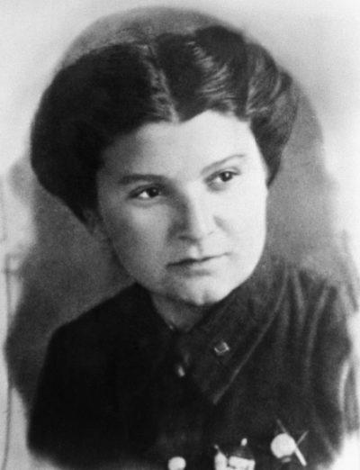 Младший лейтенант Носаль . 1943 г.